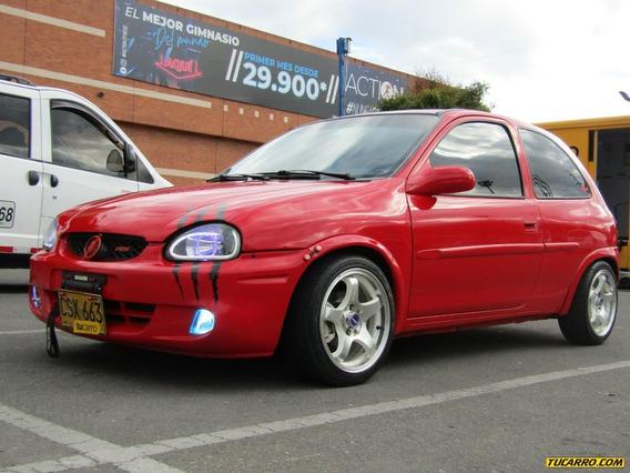 Chevrolet Corsa Active 1400cc Aa Mt