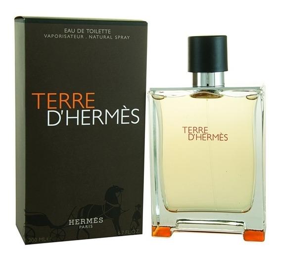 Perfume Masculino Terre D` Hermes 50ml Importado Usa