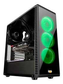 Cpu Gamer Intel/ Core I5 / 16gb / 2tb / Gtx 1050 Ti 4gb