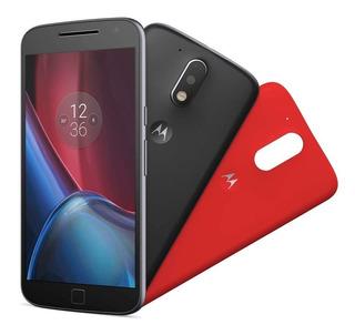 Smartphone Motorola Moto G4 Plus 32gb Xt1640 *leia O Anuncio