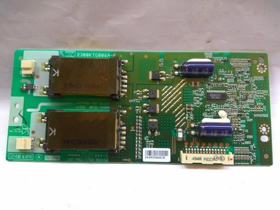 Placa Inverter Philips 32pfl3403 2300ktg006a-f 6632l-0494a