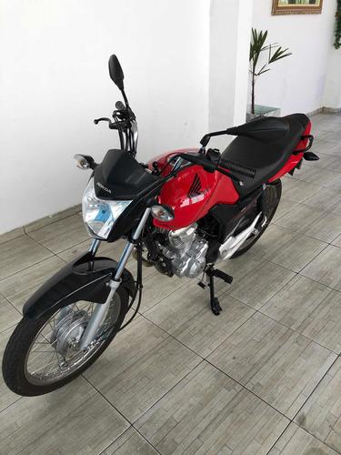 Imagem 1 de 4 de Honda Cg Start 160