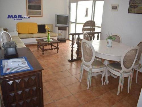 Imagem 1 de 13 de Apartamento Residencial Para Locação, Centro, Guarujá - . - Ap10409