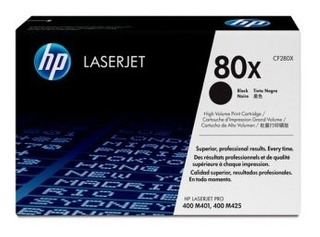 Hp Toner Hp 80x Laserjet Original Negro Hp Toner Hp 80 Tk150