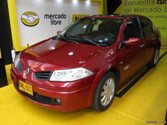 Renault Mégane Ii Dynamique Tp 2.0