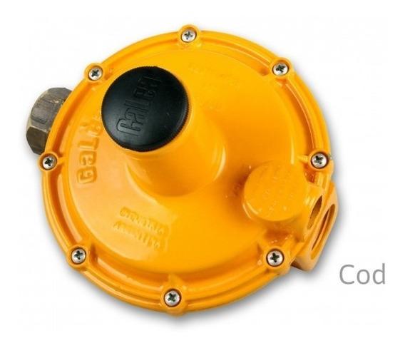Regulador Gas Natural 12 M3 Hora Galea 1.5 Bar Directo