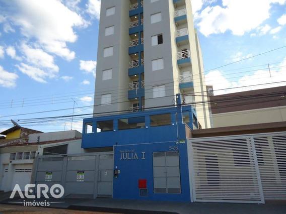 Apartamento Com 2 Dormitórios Para Alugar, 54 M² Por R$ 900,00/mês - Vila Altinópolis - Bauru/sp - Ap1408