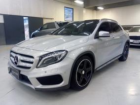 Mercedes-benz Clase Gla 250 Cgi Sport Amg 2017 Plata