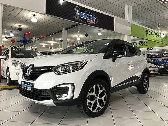 Renault Captur 1.6 16v Sce Intense X-tronic 2019
