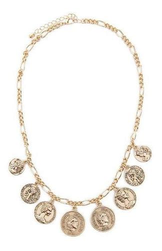 Collar Dorado De Modenas