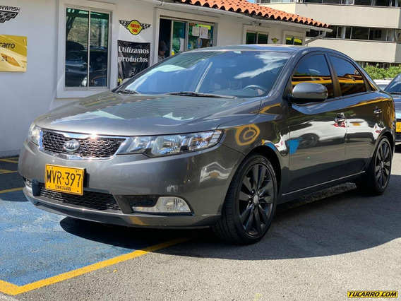 Kia Cerato Forte Sx At 2000 Cc