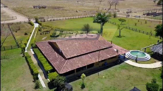 Fazenda Rural À Venda, Zona Rural, Jussara. - Fa0019