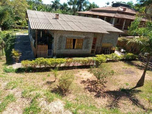 Imagem 1 de 30 de Chácara Com 3 Dormitórios À Venda, 1392 M² Por R$ 370.000,00 - Aralú - Santa Isabel/sp - Ch0136