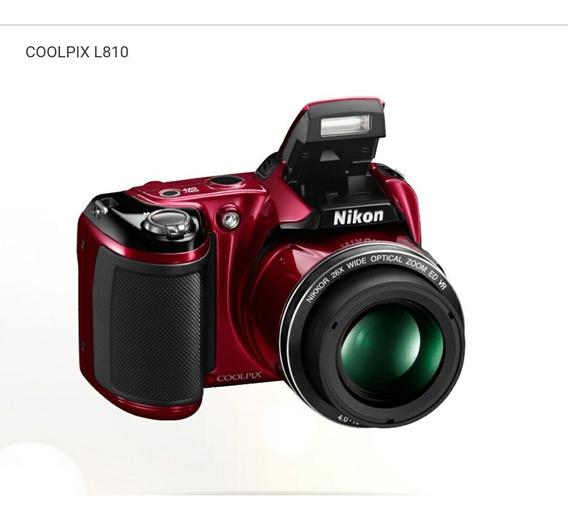 Camera Fotografica Nikon - Semi Nova!!