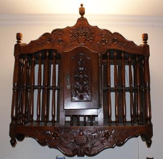 Mueble Panera Provencal Antigua
