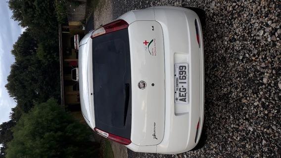 Fiat Punto 1.4 Flex 5p 2008