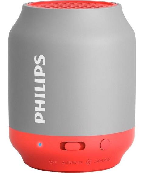 Caixa Multimídia 2w Bluetooth Bt50gx-78 Philips | Vitrine