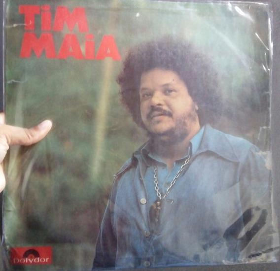 Lp Vinil Tim Maia - Tim Maia (soul/funk/orignal/1973)
