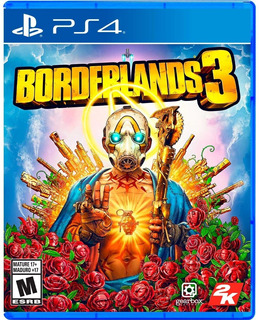 Borderlands 3 Fisico Ps4