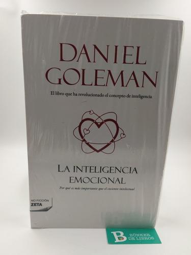 Libro La Inteligencia Emocional Daniel Goleman Nuevo.