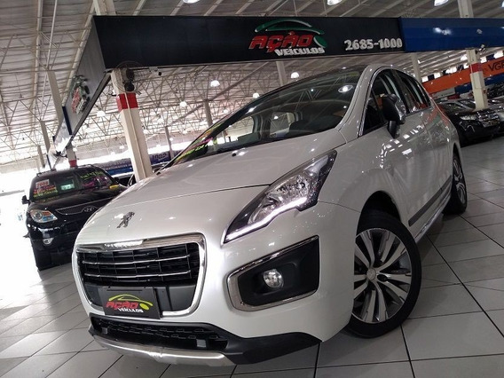 Peugeot 3008 1.6 Griffe Thp 2015 Top Teto