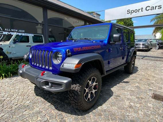 Nuevo Jeep Wrangler Rubicon 2020 0km Sport Cars