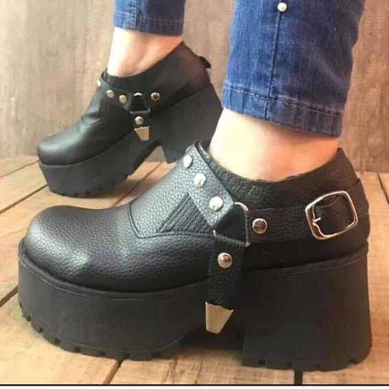 Zapatos Tractores Mujer Botas Botas y Botinetas para Mujer