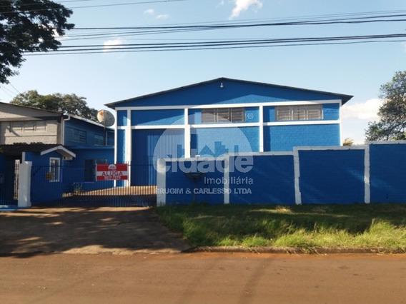Barracão_galpão Para Alugar - 03612.001