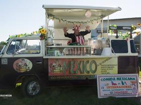 Vw Combi Food Truck Equipadisima.
