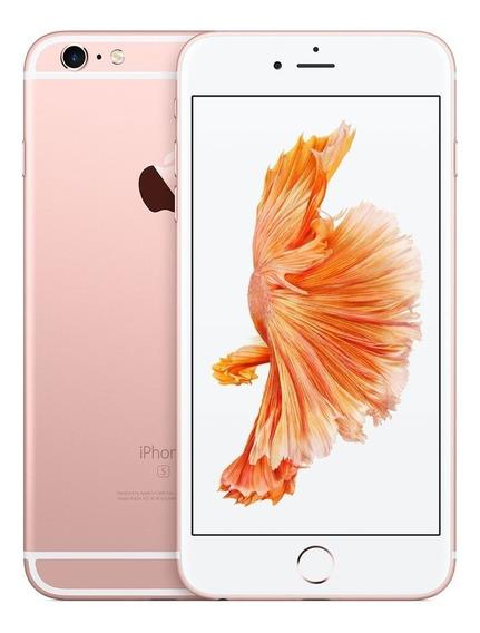 Celular Original iPhone 6s 64gb + Audifonos + Funda