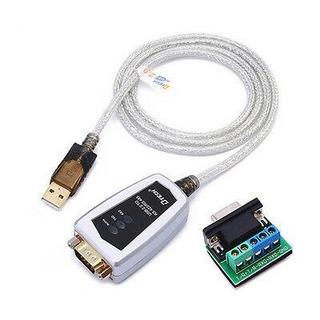 Dtech 6 Pies Usb A Rs485 Rs422 Convertidor Serial Adapta-874
