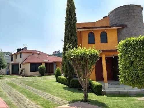 Dos Hermosas Casas En Santa Maria Aztahuacan