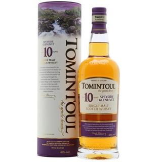 Dia Del Amigo Whisky De Litro Tomintoul 10 Años Single Malt