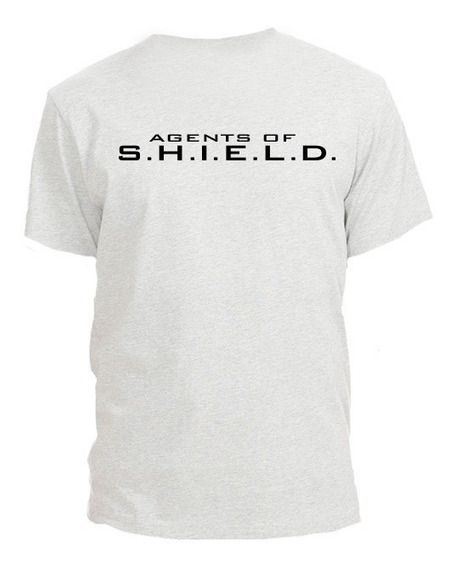 Remera Agents Of S.h.i.e.l.d Shield Logo