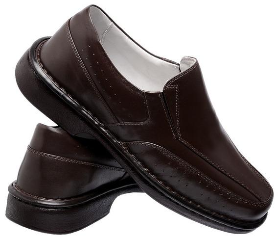Sapato Social Masculino Conforto Antistress Asa 1751