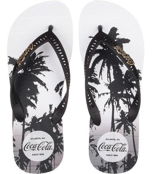 Sandália Masculina Coca-cola Kabira Cc2523 | Katy Calçados