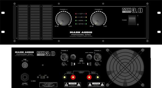 Amplificador Mark Audio Mk 3.0 -3000w
