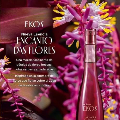 Natura Ekos Encanto Das Flores Eau De T - mL a $595