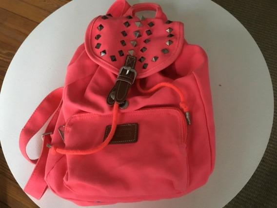 Mochila Pink (victoria Secret)