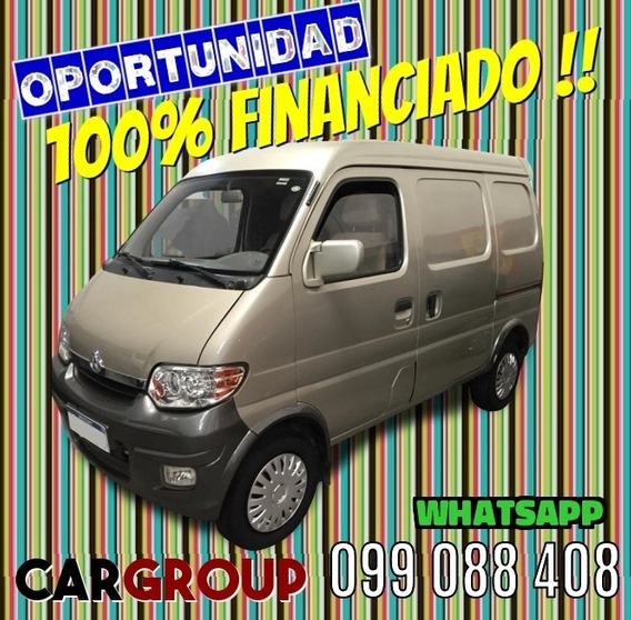 Chana Furgon Año 2014 100% Financiada En 36 De $ 8200 En Ui