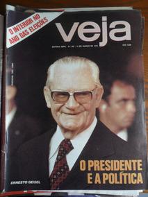 Veja - Ernesto Geisel (nº 392)