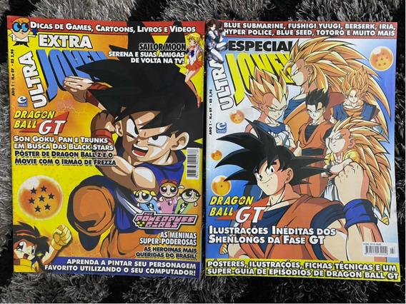 Kit Revista Ultra Jovem - Extra + Especial - Ano 01 Nº 07