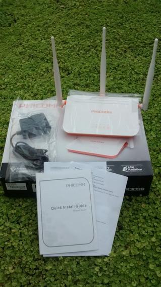 Rauter 3 Antenas Wifi Phicomm Nuevo