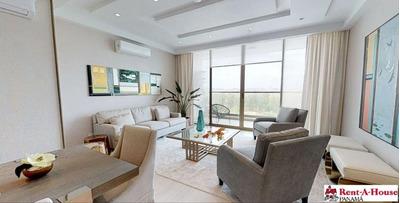 Apartamento En Alquiler En Costa Del Este 19-502hel