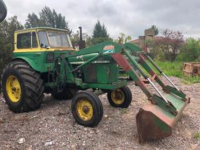 Tractor John Deere 3420 Con Pala