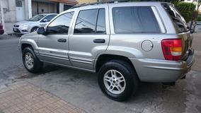 Jeep Grand Cherokee Limited Muy Linda Camioneta La Mas Full
