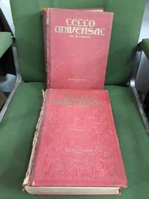 Dicionários Lello Universal Antigos 2 Volumes
