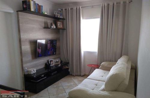 Imagem 1 de 8 de 35m² - Móveis Planejados - 01 Vaga - St14546