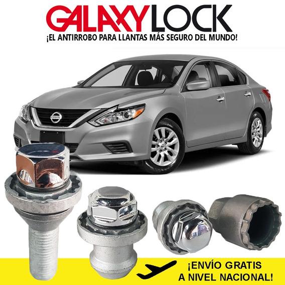 Birlos De Seguridad Nissan Altima Advance Galaxylock Nuevos