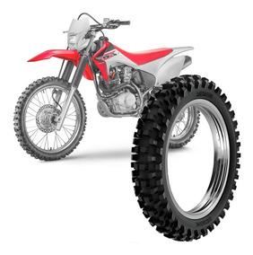 Pneu Moto Crf 230f Rinaldi 100/100-18 59m Traseiro Rw33